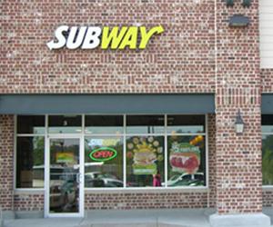 Locations Subway | Meybohm Real Estate